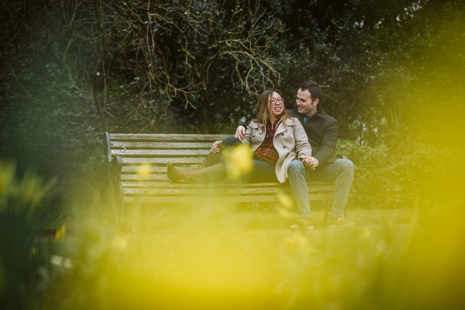 Abingdon Engagement shoot - Marie & Oliver - Lee Dann Photography - 0047