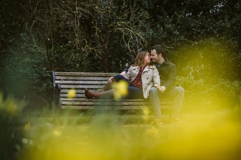 Abingdon Engagement shoot - Marie & Oliver - Lee Dann Photography - 0048