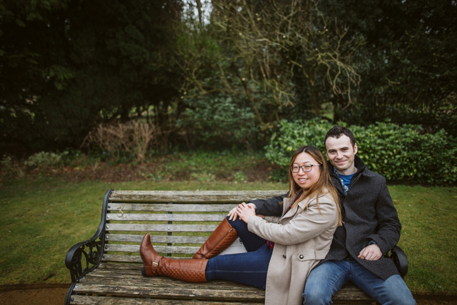 Abingdon Engagement shoot - Marie & Oliver - Lee Dann Photography - 0049