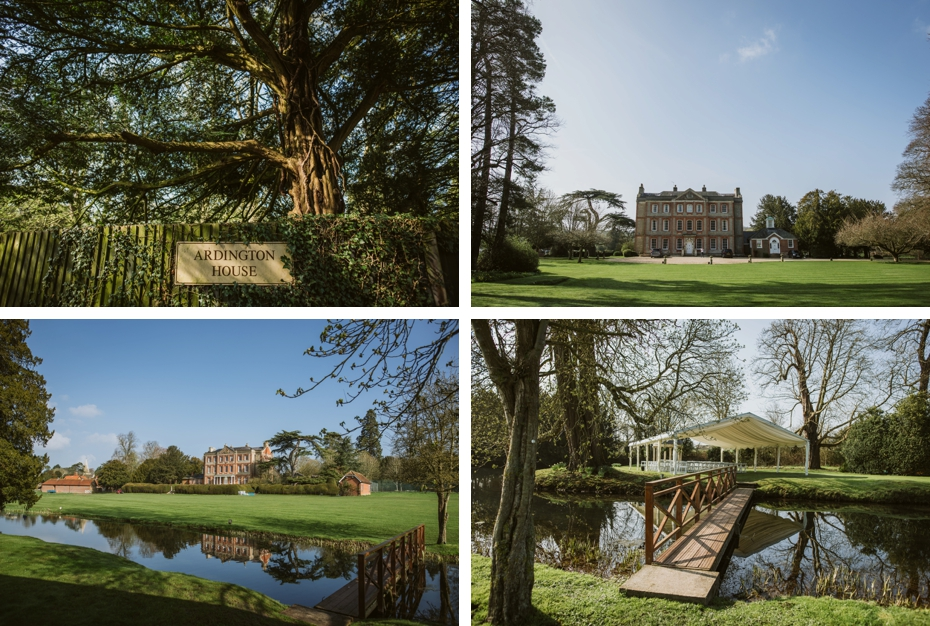Ardington House Wedding - Donna & Alex - Lee Dann Photography - 0001