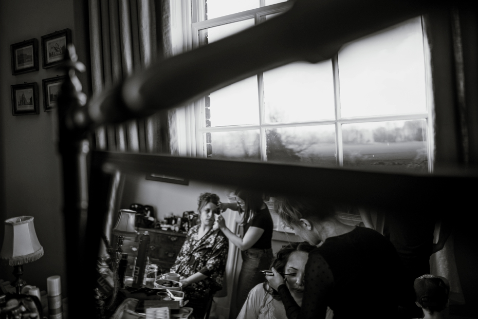 Ardington House Wedding - Donna & Alex - Lee Dann Photography - 0068