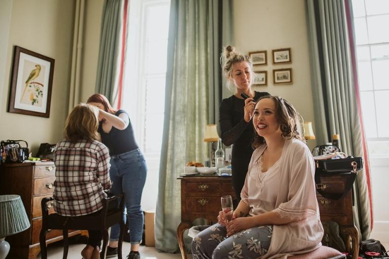 Ardington House Wedding - Donna & Alex - Lee Dann Photography - 0088