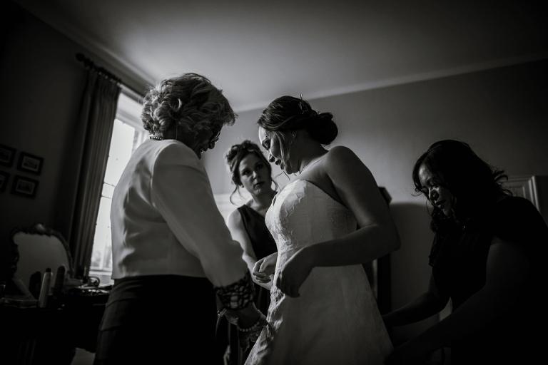 Ardington House Wedding - Donna & Alex - Lee Dann Photography - 0131