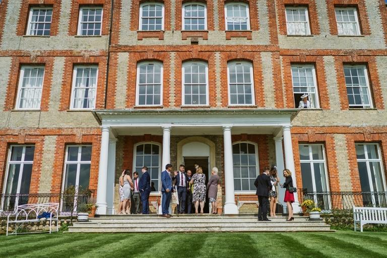 Ardington House Wedding - Donna & Alex - Lee Dann Photography - 0163