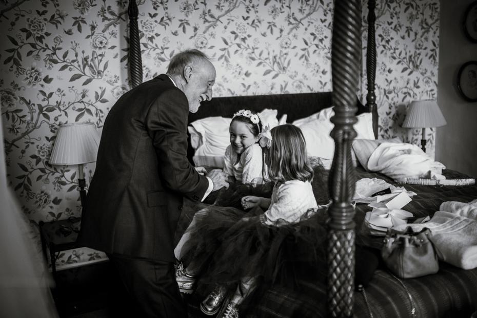 Ardington House Wedding - Donna & Alex - Lee Dann Photography - 0213
