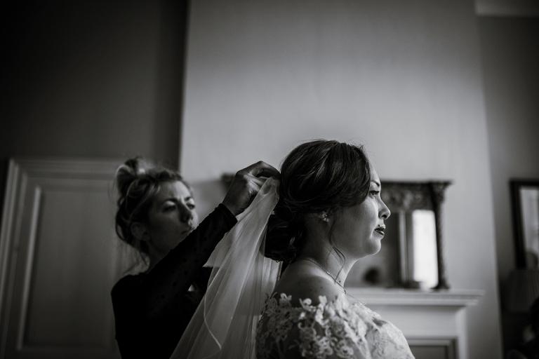 Ardington House Wedding - Donna & Alex - Lee Dann Photography - 0240