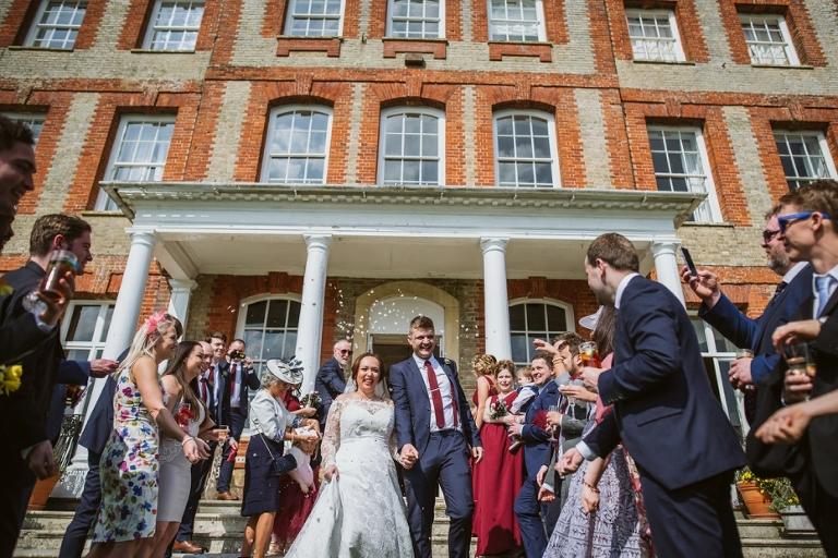 Ardington House Wedding - Donna & Alex - Lee Dann Photography - 0402