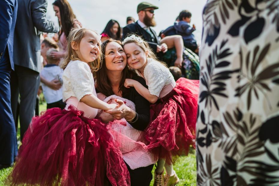 Ardington House Wedding - Donna & Alex - Lee Dann Photography - 0411