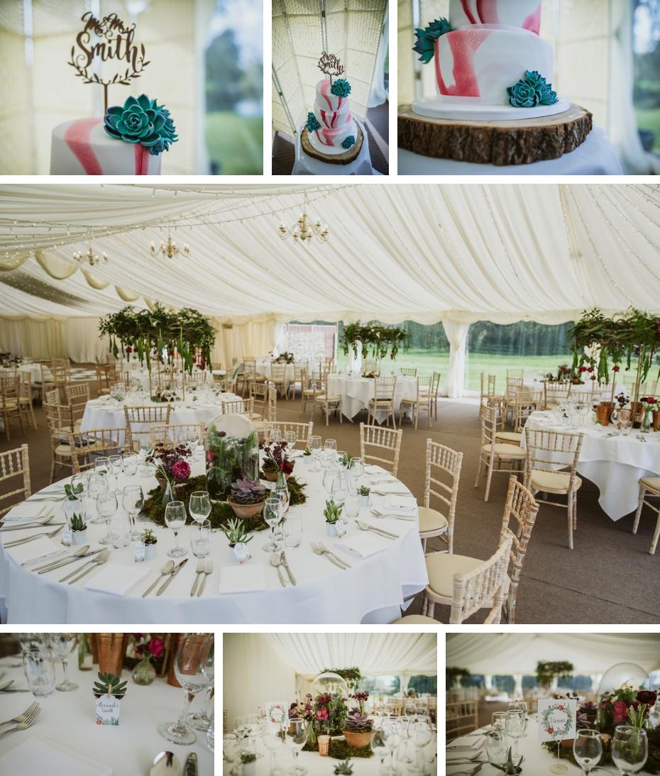 Ardington House Wedding - Donna & Alex - Lee Dann Photography - 0514