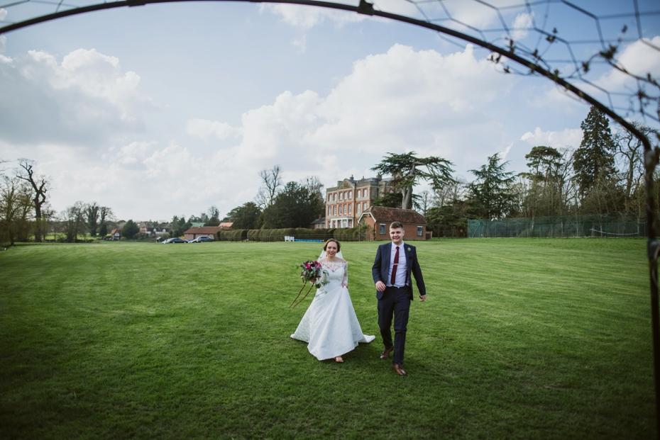 Ardington House Wedding - Donna & Alex - Lee Dann Photography - 0528