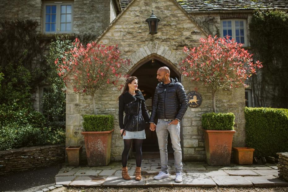 Calcot Manor - Rachel & Mo - Lee Dann Photography - 0002