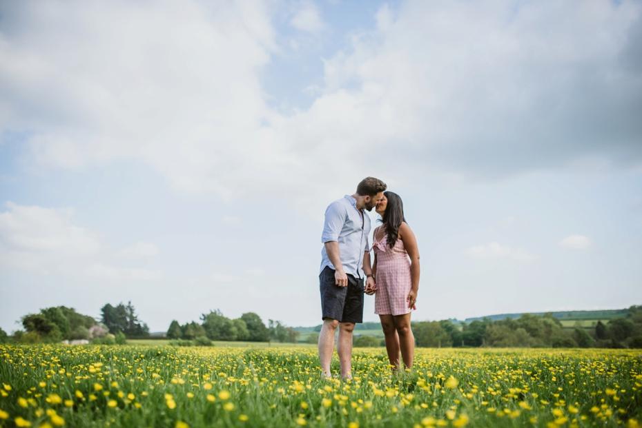 Church Enstone Pre Shoot - Jade & Chris - Lee Dann Photography - 0023
