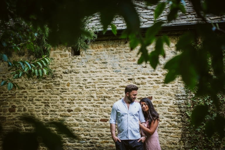 Church Enstone Pre Shoot - Jade & Chris - Lee Dann Photography - 0027