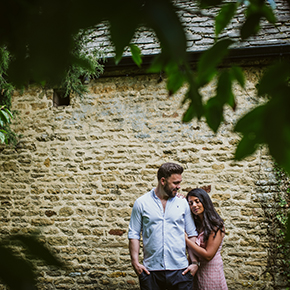 Cotswolds Engagement shoot, Jade & Chris