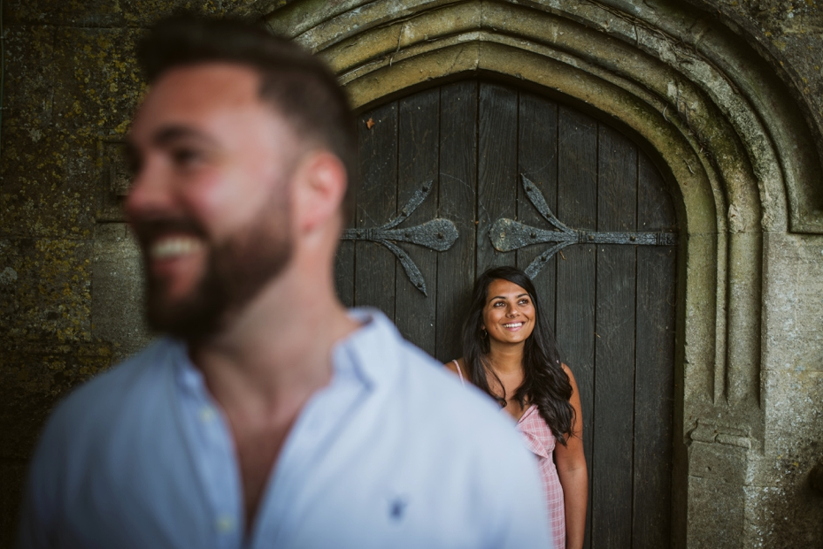 Church Enstone Pre Shoot - Jade & Chris - Lee Dann Photography - 0030