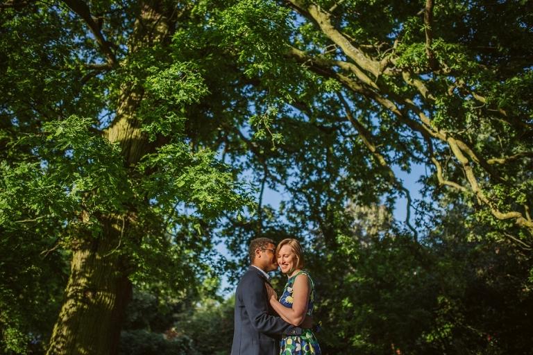 Greenwich Pre Shoot - Fern & Tijay - Lee Dann Photography - 0003