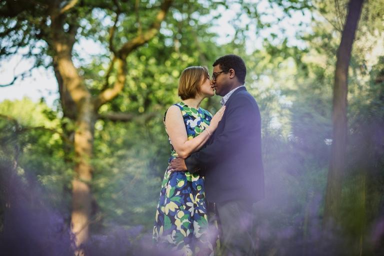 Greenwich Pre Shoot - Fern & Tijay - Lee Dann Photography - 0009