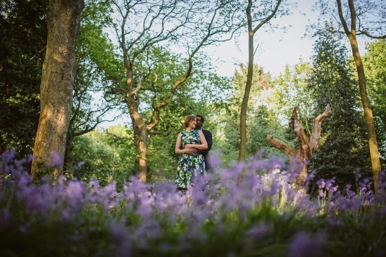 Greenwich Pre Shoot - Fern & Tijay - Lee Dann Photography - 0011