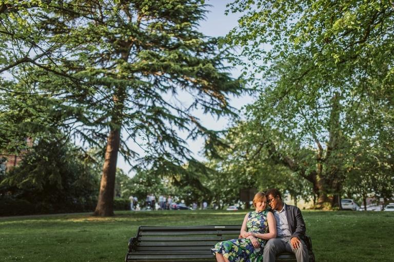 Greenwich Pre Shoot - Fern & Tijay - Lee Dann Photography - 0025
