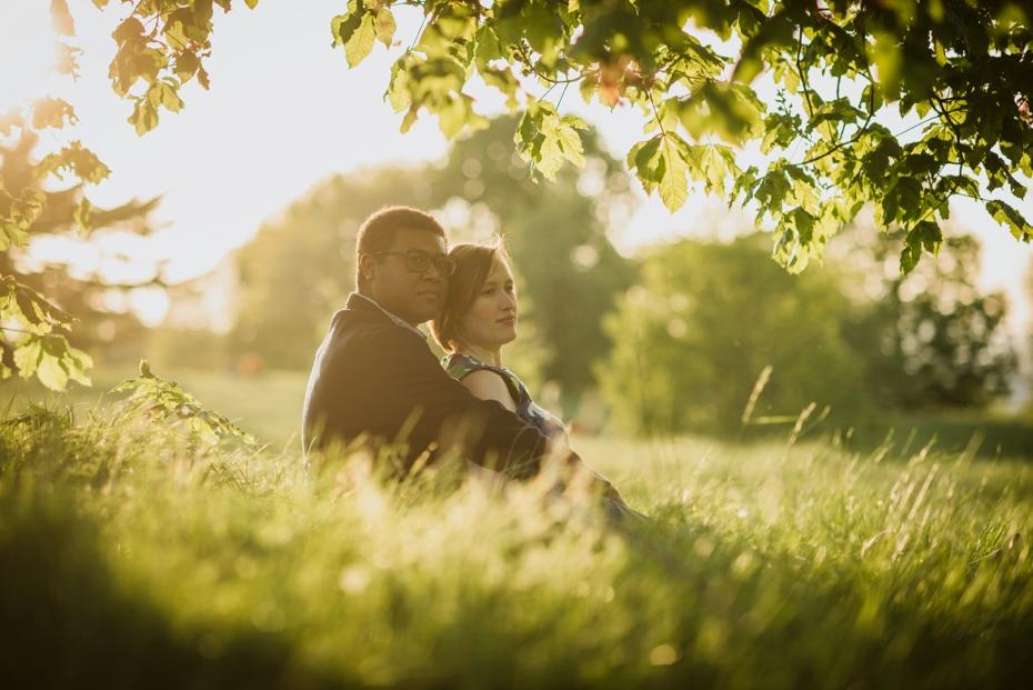 Greenwich Pre Shoot - Fern & Tijay - Lee Dann Photography - 0035