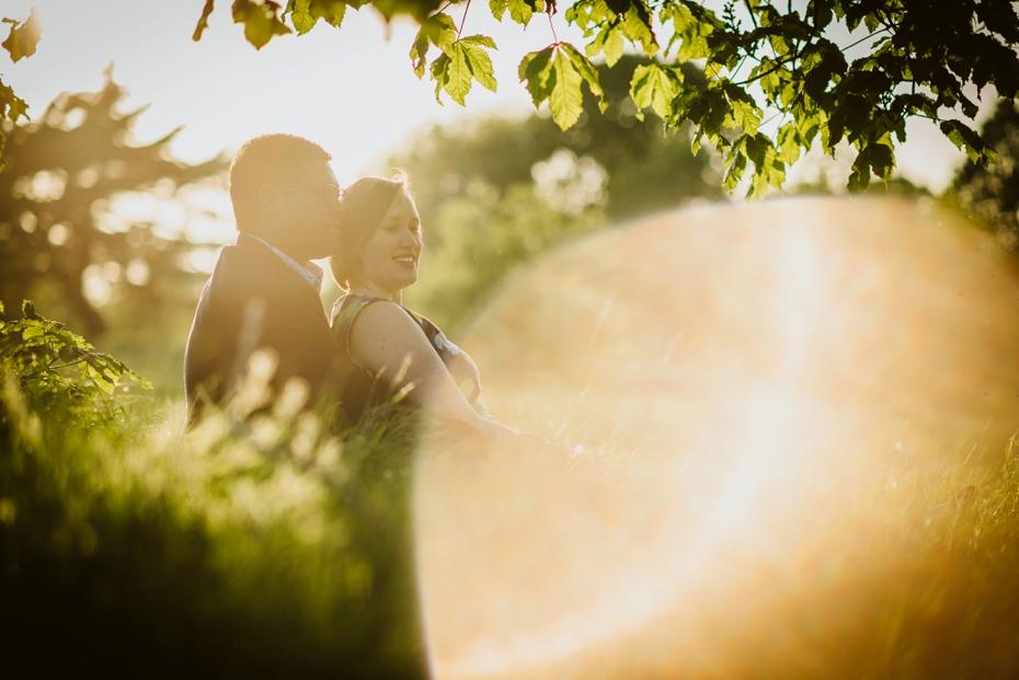 Greenwich Pre Shoot - Fern & Tijay - Lee Dann Photography - 0037