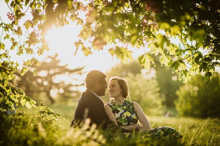 Greenwich Pre Shoot - Fern & Tijay - Lee Dann Photography - 0042