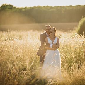 Rustic Merriscourt Wedding, Roberta & Stefan