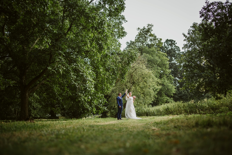 Milton Hill House Wedding