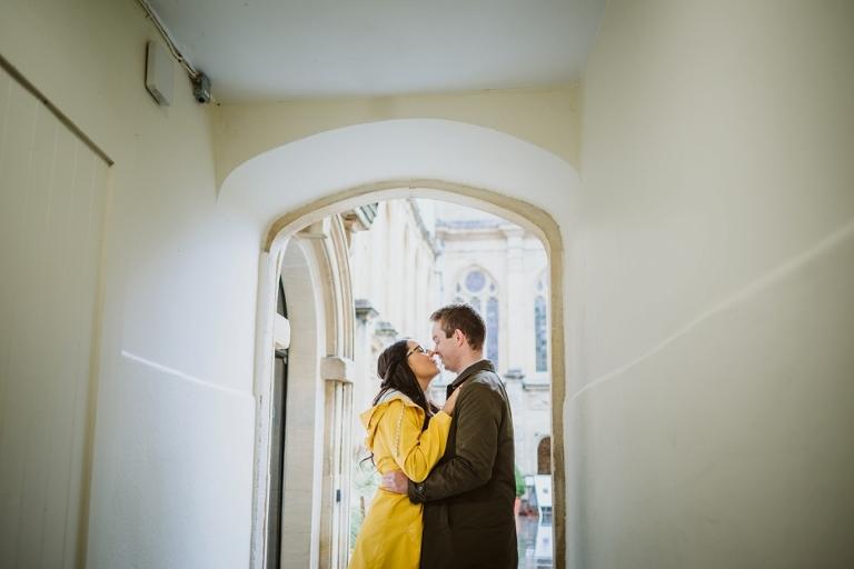 Brasenose College Engagement shoot