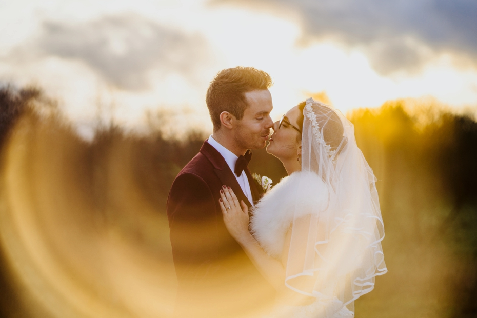 Cotswolds hotel and spa wedding