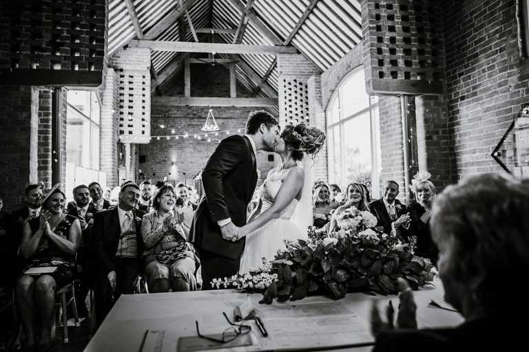 Swallows Nest Barn Wedding